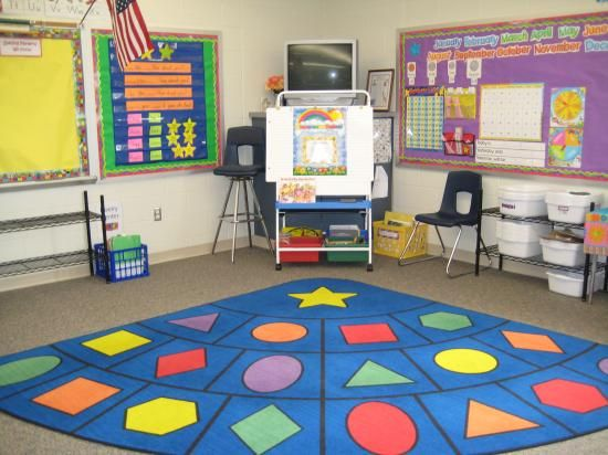 Classroom Design Ideas Preschool : Love this rug check rest of site for a great classroom