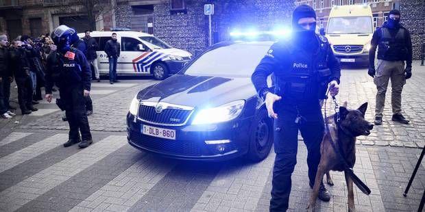 La police belge a manqué de démasquer les auteurs des attentats de Paris à 13 reprises - dh.be