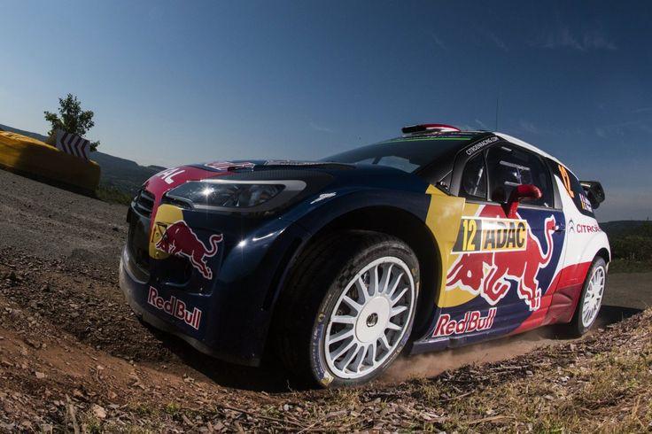 STÉPHANE LEFEBVRE TO DRIVE A DS 3 WRC AT THE TOUR DE CORSE!