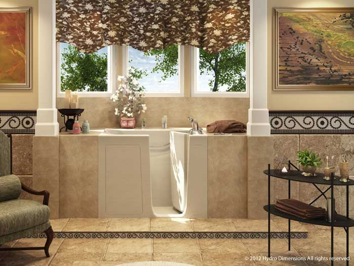 123 best Aging in Place images on Pinterest | Walk in bathtub ...