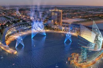 Dubai Canal project to commence.