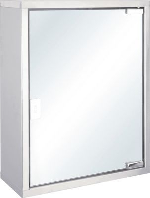 Value Cabinet - Stainless Steel Door