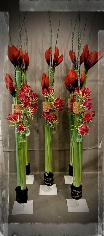 De fleurs et d'eau fleuriste créateur
