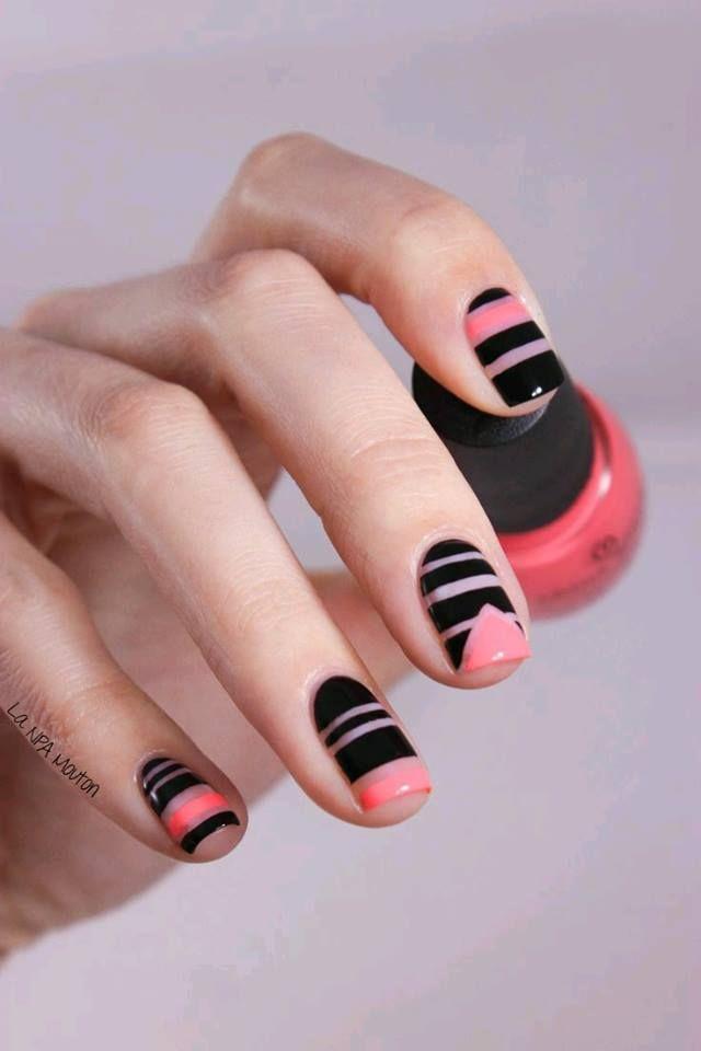111 best UÑAS images on Pinterest | Nail art, Nail art tips and Nail ...