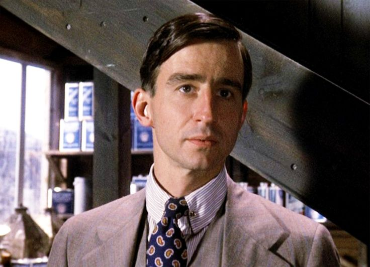 Sam Waterston in Great Gatsby