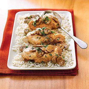 Chicken MarsalaRecipe