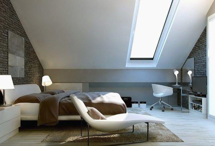 35 Mansardenschlafzimmer Die Beste Option Fur Die Dekoration Wird