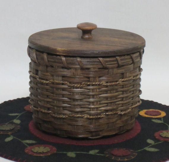 Toilet Paper Basket Single Roll Storage Basket By JGBaskets, $30.00