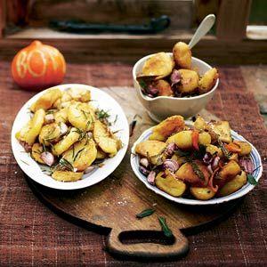 Recept - Jamies perfect geroosterde aardappelen (3 smaakcombi's) - Allerhande