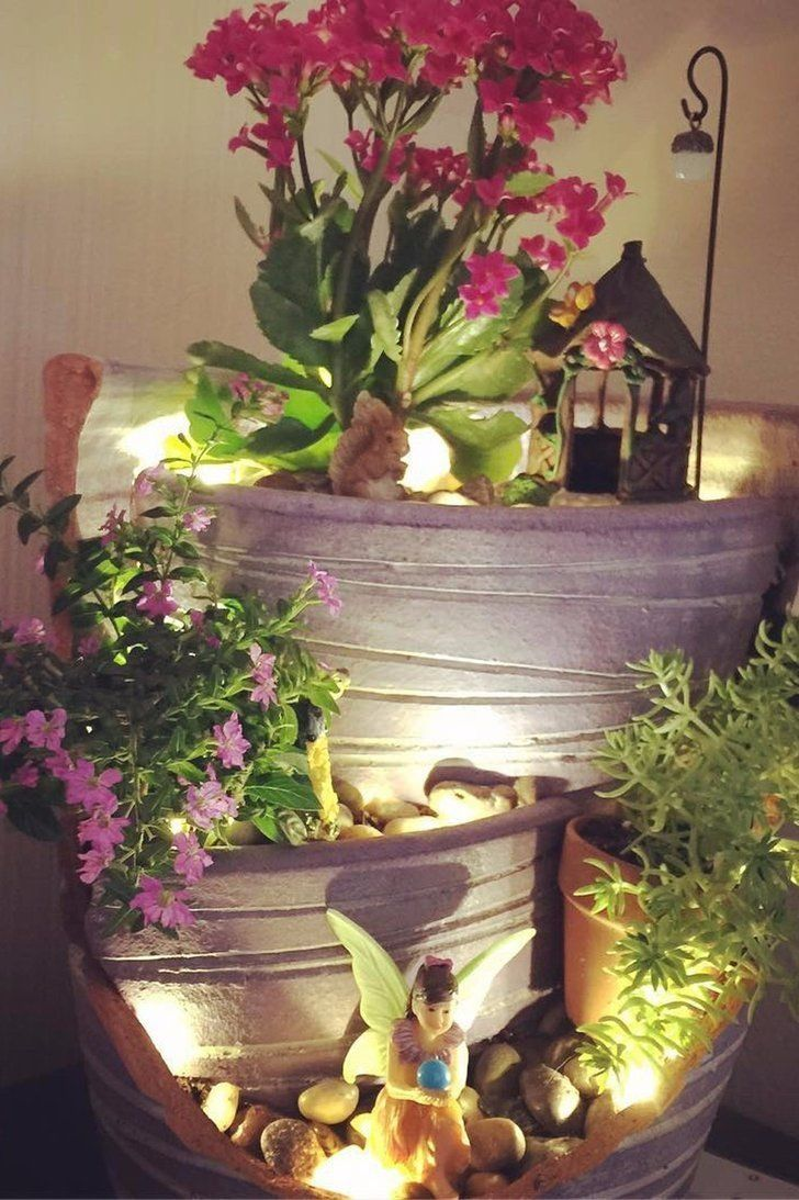 Plants For Fairy Gardens Planters