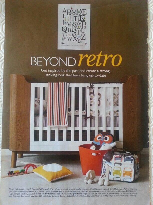 Retro Nursery | kiddo room | Pinterest | Nursery, Babies ...