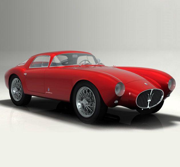 Maserati Pininfarina Berlinetta | Flickr - Photo Sharing!