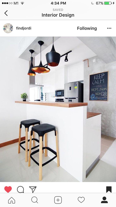 46 besten Küche mit Bartheke Bilder auf Pinterest | Arbeitsplatte ...