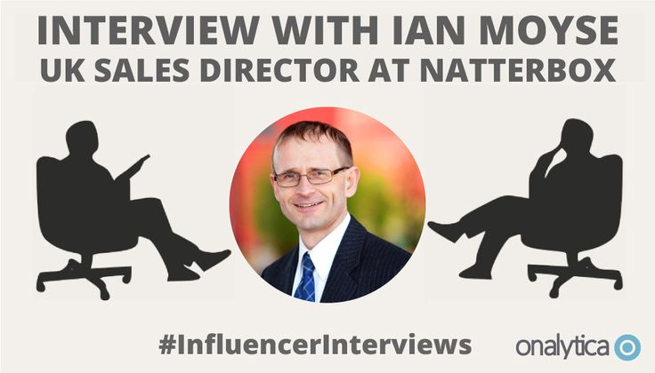 An interview with top cloud computing influencer Ian Moyse - UK Sales Director at Natterbox, on his background, expertise and network.