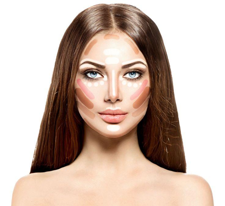 awesome Самостоятельное контурирование лица — Пошаговая инструкция с фото