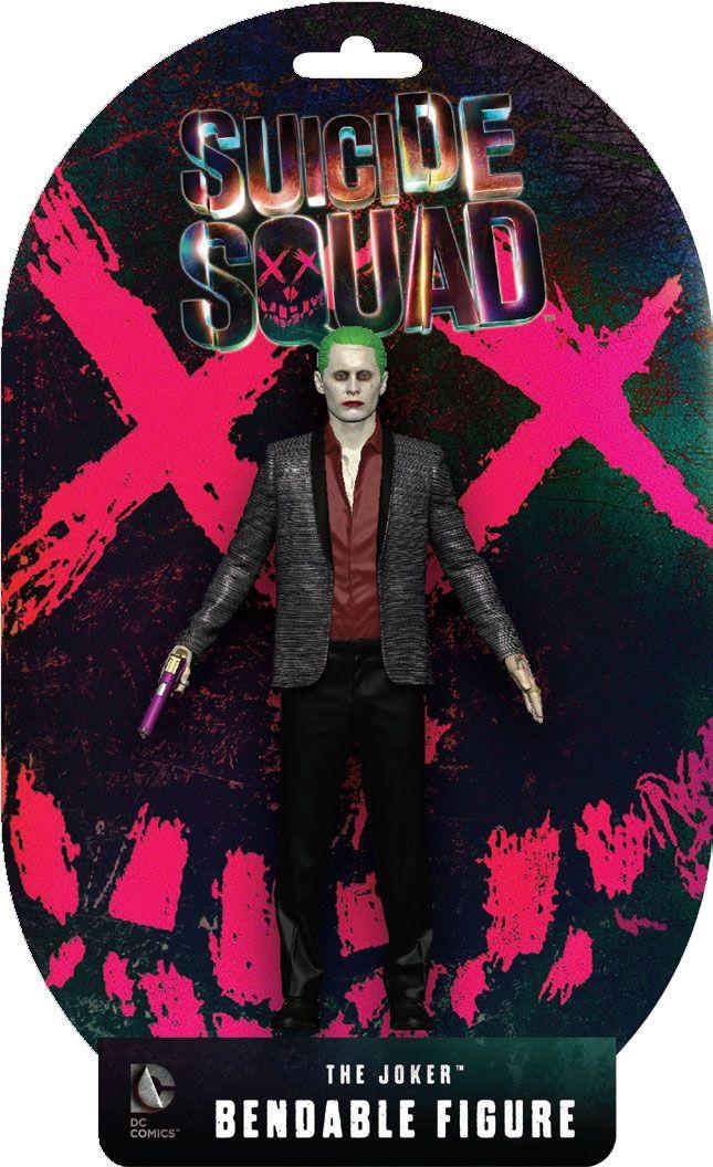 Suicide Squad Biegefigur The Joker 14 cm