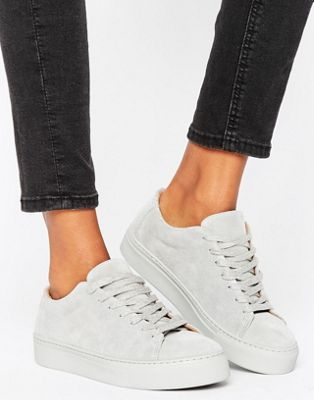 Selected Femme Donna New Suede Sneaker