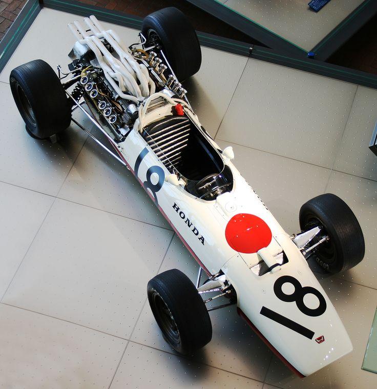 1966 Honda RA273 Formula 1