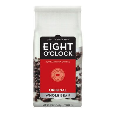 My family loves Eight O'Clock Coffee's and I keep a variety but my fave is the good ols fashioned Original!