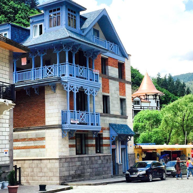 #Borjomi #Georgia #travel #hotel