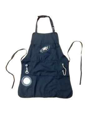 Team Sport America Men's Philadelphia Eagles Mens Apron - Blue - One Size