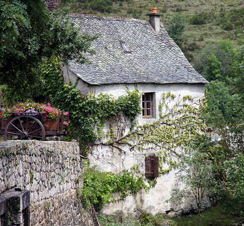 French Country Cottage Feature: 338 Best Images About Cottages, Houses And Some Unusual