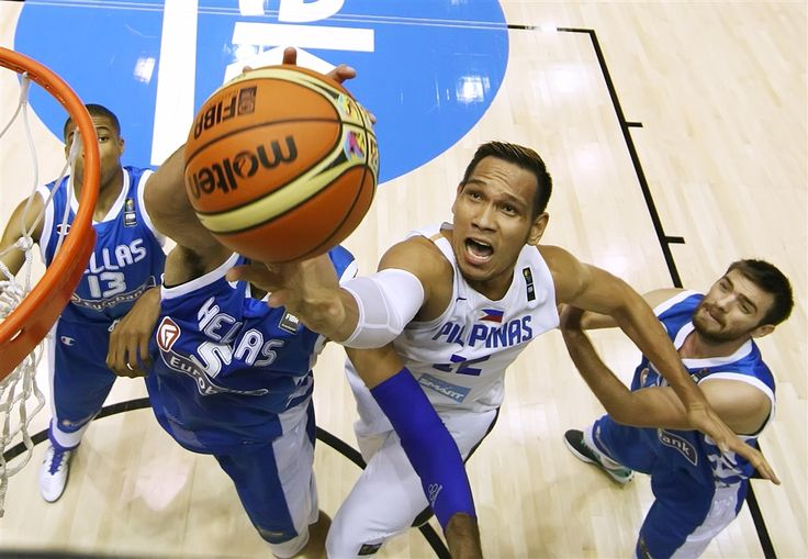 Gilas Pilipinas drops heated game to taller Greece | 2014 FIBA Basketball World Cup Special Coverage - GMA News Online