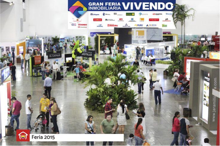 #Feria #Inmobiliarias #Viviendas ¡Asiste a la VI Feria Inmobiliaria de Vivendo!