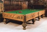 Looking for a shop to buy full size snooker table according to your room requirement, we, at Sir William Bentley Billiards can help you. We provide a quick and easy way to see what size table matches your room size. If you require fixed height playing table, choose from our range of tables.