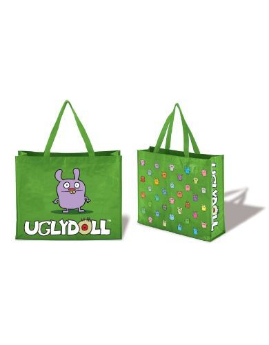 Uglydoll Green Tote Bag and other Uglydoll Girls Bags at Flymode