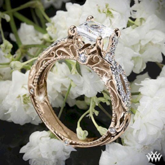 Vintage Engagement Rings Antique Wedding Rings 7