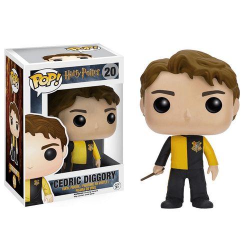 Figurine POP Harry Potter Cedric Diggory Triwizard Exclusive