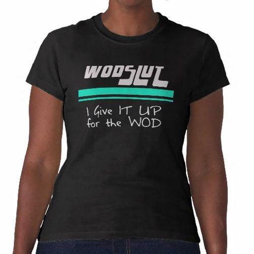 CrossFit Funny | Crossfit Shirt Wod Wodslut These Shirts Crack - funny crossfit shirts ...