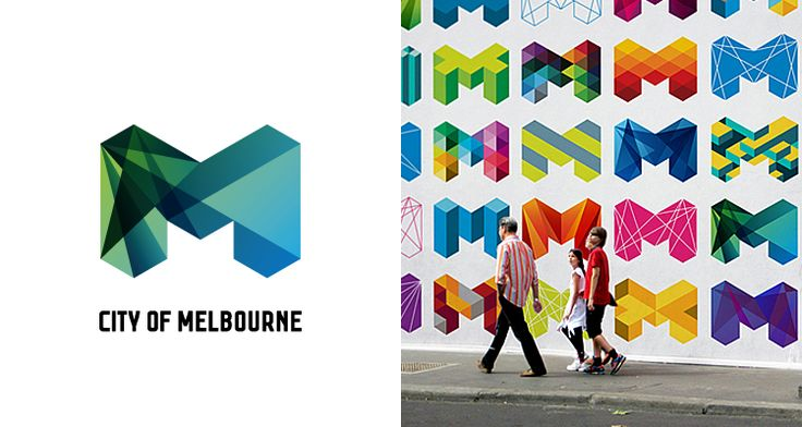 ity of Melbourne logo price tag: $625,000  The City of Melbourne logo was designed by Landor Associates in 2009.