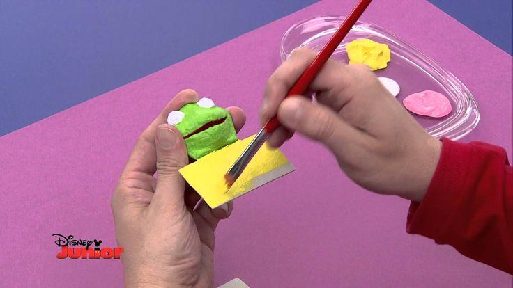 Art Attack - Persopage - Disney Junior - VF
