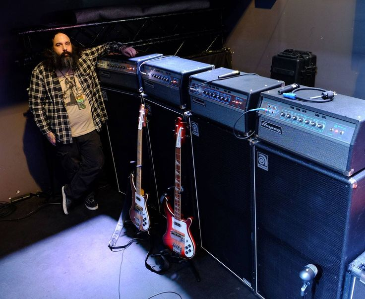 8 Best Images About What Ampeg Artists Are Up To On