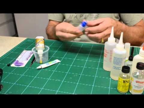 How to Hints and Tricks with glues