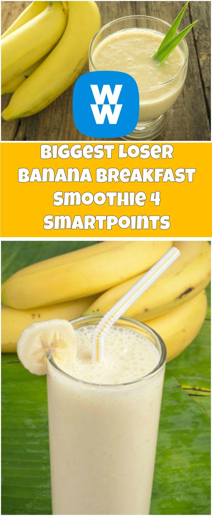 Biggest+Loser+Banana+Breakfast+Smoothie+4+Smartpoints