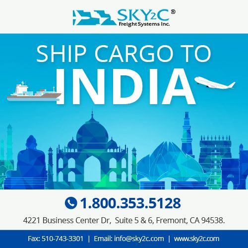 Looking for the best and reliable #cargoshipping service? Contact Sky2c Freight System, Inc now!