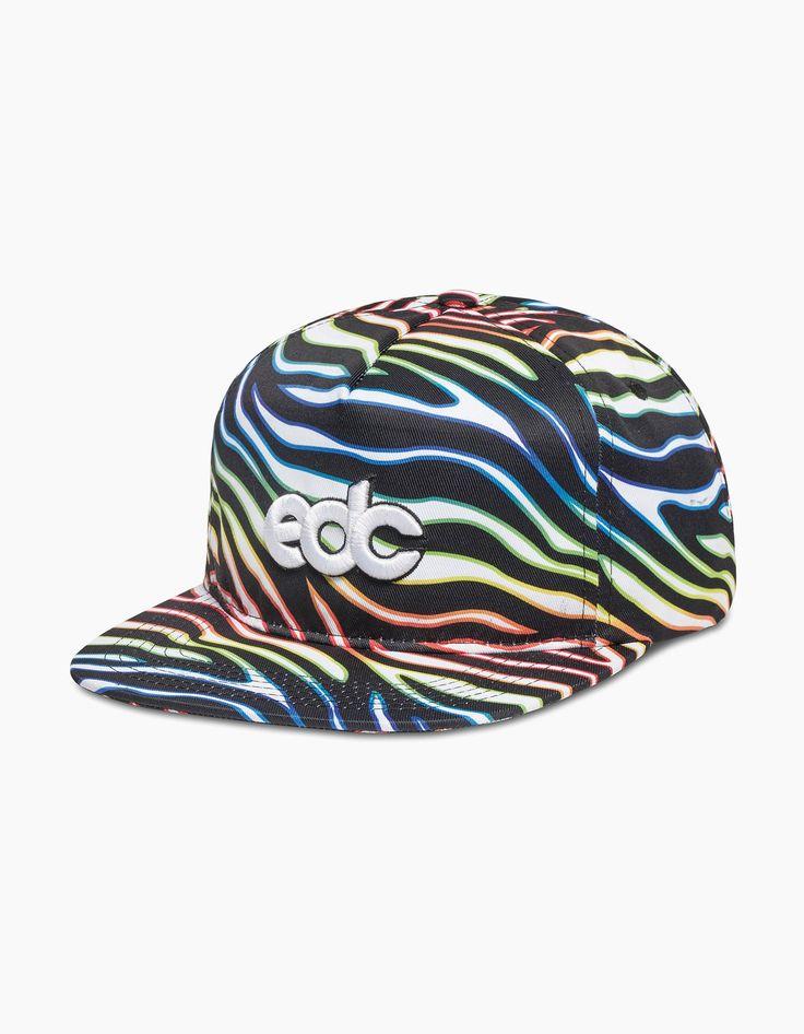 EDC-2017 Zebra Cap