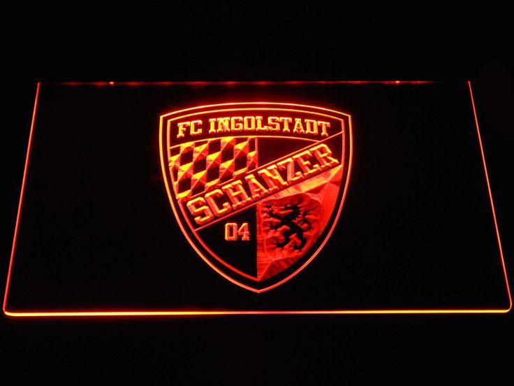 FC Ingolstadt 04 LED Neon Sign