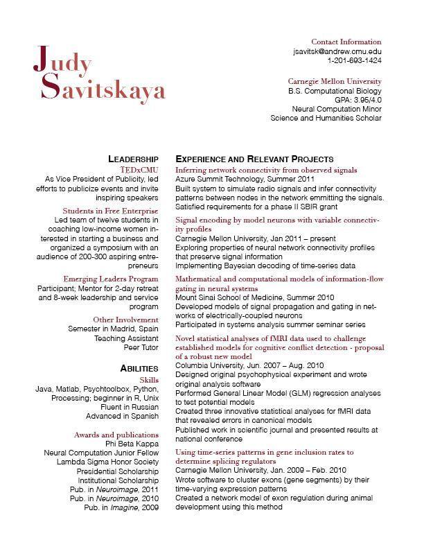 19 best Resume Ideas images on Pinterest Resume design, Resume - suggested font for resume