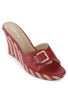 Wanita > Sepatu > Wedges > Sandal Wedges > El 3363 > Elle Shoes