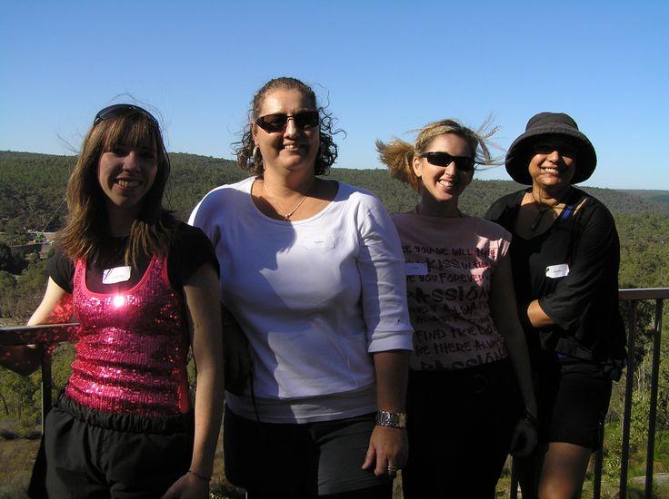 Western Power Team Building - Group Activities on the Bibbulmun Track organised by the Bibbulmun Track Foundation