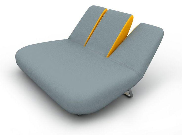 ALPHA Canapé inclinable by Rossi di Albizzate design PIO