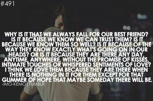 Falling For My BestFriend