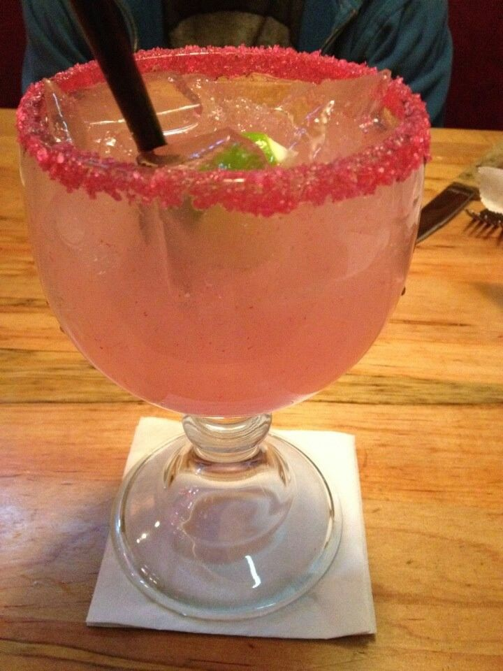 Prickly pear Margarita from Logan's Roadhouse I have to find the recipe for this drink. Its one of my fav