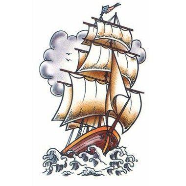 tatuajes de barcos - Buscar con Google