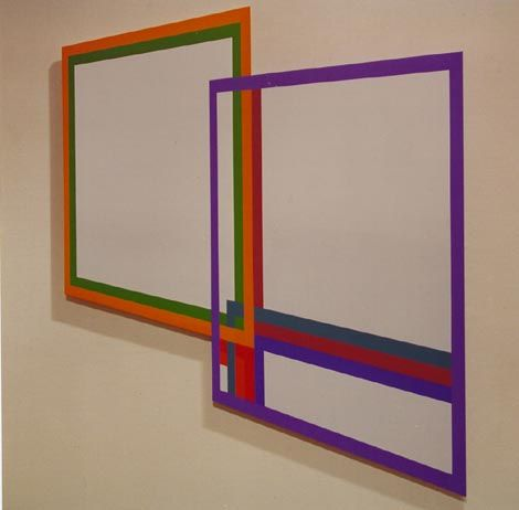 Pozdorjalemez, akril, 162 x 130 cm