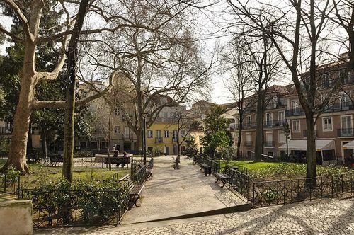 Paseos por Praça das Flores y Sao Bento